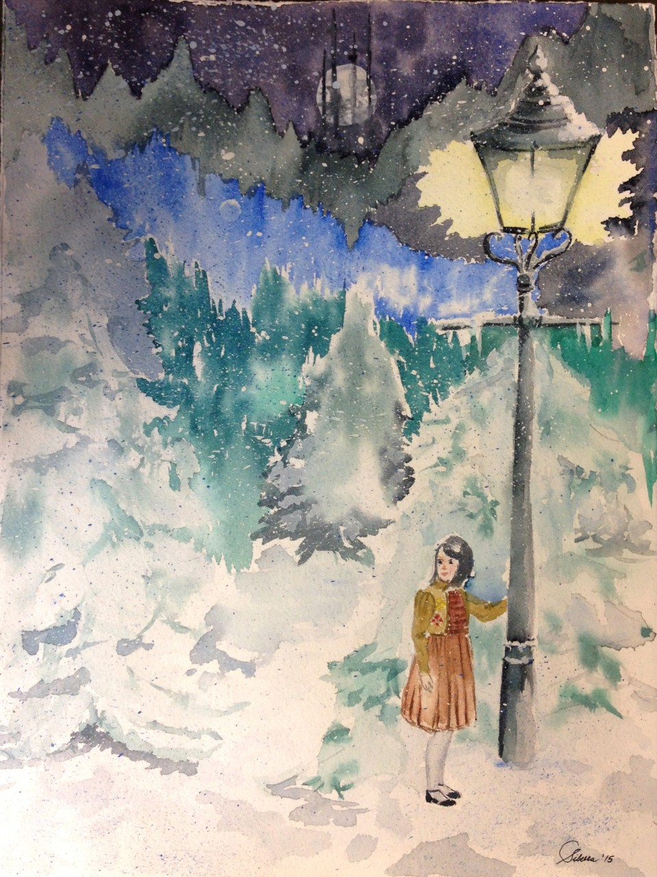 Narnia Illustration#1